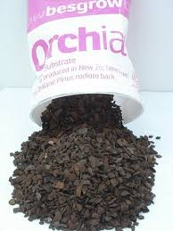 orchid bark new zealand orchiata orchid bark 1 gallon bag small chip