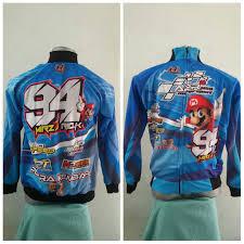 desain jaket racing jaket printing ricky lope design