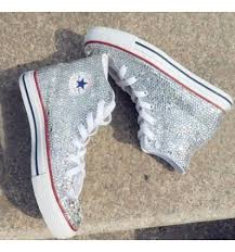 wedding shoes converse rhinestone wedding shoes bling sneaker wedding converse shoes