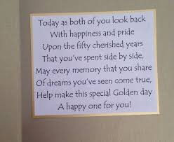 words of wisdom for the happy couple50th anniversary centerpieces 21 best 50th wedding anniversary gift ideas images on