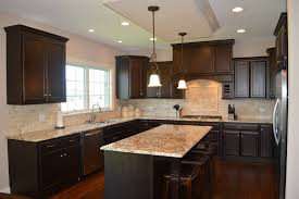 Granite Island Kitchen Homer Glen Granite Countertops Insignia Stone Kitchen Projects