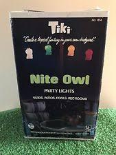 Owl Patio Lights Owl Patio Lights Ebay