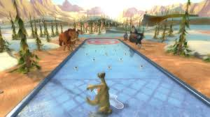 ice age continental drift arctic games kinect review