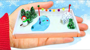 Winter Garden Sushi How To Make A Miniature Winter Garden U2013 Extremely Easy To Make