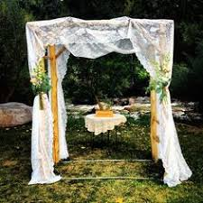 wedding arch lace 15 rustic ceremony backdrops for your woodland wedding woodland