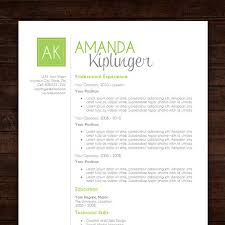Free Resume Templates For Word by Contemporary Resume Template Free Best 25 Free Resume Templates
