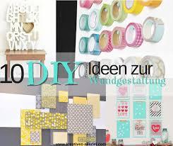 diy wandgestaltung kreative ideen diy modell on ideen mit 10 diy zur wandgestaltung 1