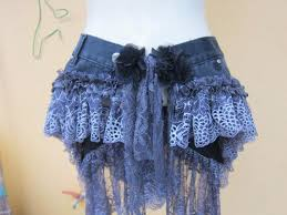 Upcycle Leggings - best 25 denim and lace ideas on pinterest country fashion