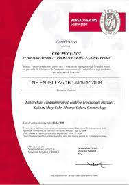 Die Marke Guinot Bureau De Controle Veritas