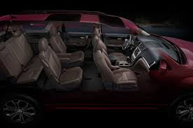 gmc terrain 2017 interior 2016 gmc acadia reviews and rating motor trend canada