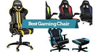 20 best gaming chair to make your journey comfortable