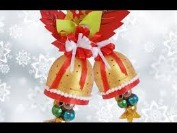 How To Make Paper Christmas Decorations At Home Christmas Crafts From Wasted Plastic Bottle Amazing Diy Christmas