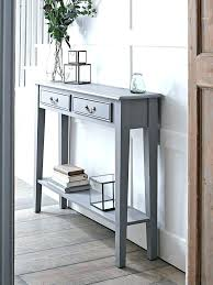 Hallway Console Table And Mirror Console Table And Mirror Set Tinyq Me