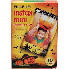 fujifilm instax mini halloween instant film 16267507 b u0026h photo
