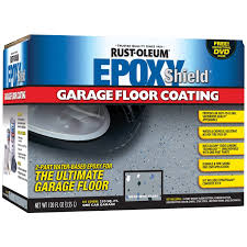 Rustoleum Garage Floor Coating Kit Instructions by B E Atlas