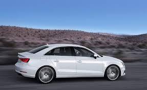 audi a3 sedan lease 2014 audi a3 sedan right 7 8 rear cruising egmcartech