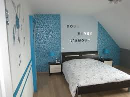 chambre chocolat turquoise deco chambre turquoise gris 11 lzzy co