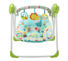 swing chair argos buy chad valley circus friends portable swing at argos co uk