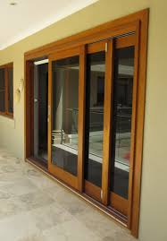Wooden Patio Door Blinds by Wood Sliding Glass Doors