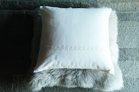 Ikea Faux Fur Throw
