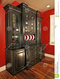 dining room hutch buffet stock photos image 9931783
