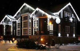 Home Decorating Lighting 33 Dazzling Ideas For Winter Decorating With Christmas Lights