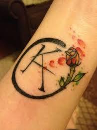 tattoo of roland u0027s ka from the dark tower series second tattoo