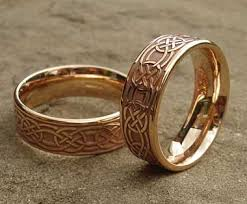 celtic wedding rings gold celtic wedding ring love2have in the uk