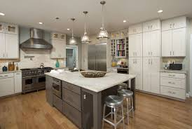 kitchen triangle with island a tale of two kitchens articles fairfaxtimes com