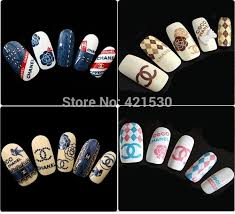 cute korean nail stickers adhesive nail foil patch art adhesive