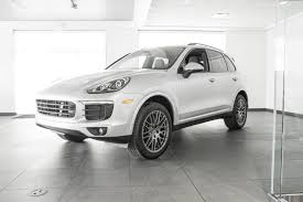 porsche cayenne black 2017 porsche cayenne platinum edition for sale in colorado springs