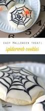 Decorated Halloween Sugar Cookies by Halloween Recipe Spooky Spiderweb Sugar Cookies It U0027s Always Autumn