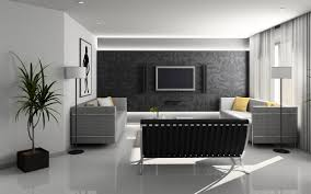 Minimalist Modern Black And White Living Room Furniture Modern Sofas Contemporary