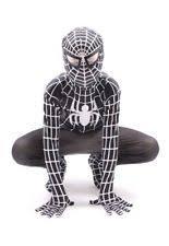 spider man black fancy dress boys ebay
