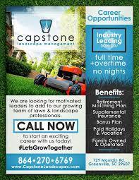 Landscapers Supply Greenville by Capstone Landscape Management Home Facebook