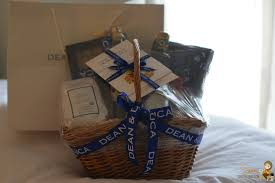 dean and deluca gift basket dean and deluca ramadan gift yet wise