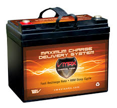 what kind of batteries are best for your polaris ev ranger plus