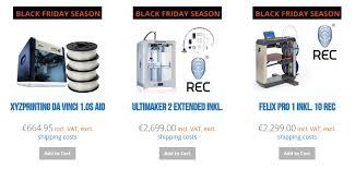best printer deals on black friday after black friday week great 3d printer deals still available