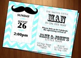customized baby shower invitations invitations templates
