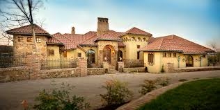 Tuscan Farmhouse Plans by Incredible Old World Tuscan Ramsey Building New Home Construction