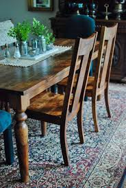 Paint Dining Room Chairs by When You Don U0027t Want To Paint Your Dining Room Chairs But You Don