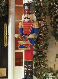 for your porch or entryway the nutcracker drummer