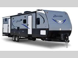 Zinger Travel Trailers Floor Plans by Zinger Z1 Series Travel Trailer Rv Sales 10 Floorplans