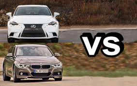 lexus rc 300t 2016 lexus is 350 f sport vs 2016 bmw 3 series design youtube