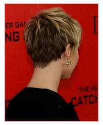 short hairstyle back view images hair ideas short hairstyles for round faces back view best