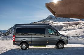 mitsubishi van 1988 2015 mercedes benz sprinter 4x4 confirmed for u s market
