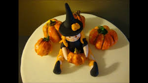 Halloween Witch Cake by How To Make Witch Gumpaste Youtube