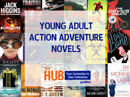 genre guide action novels the hub