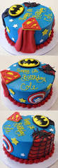 villains wouldn u0027t stand a chance against this superhero cake
