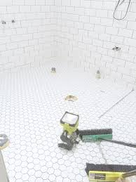 home design beachy bathroom ideas bathroom tile hexagon bathroom floor tile decorations ideas